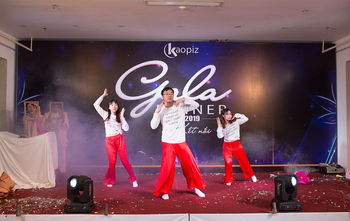 Kaopiz Got Talent - Hot team
