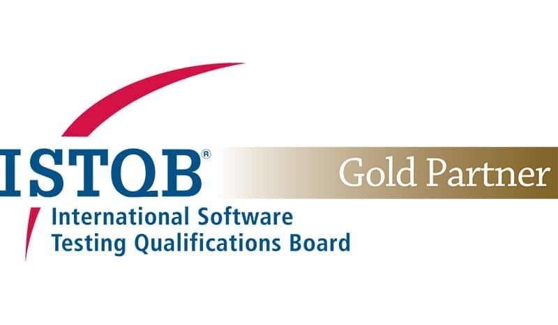 ISTQB Gold Partner small